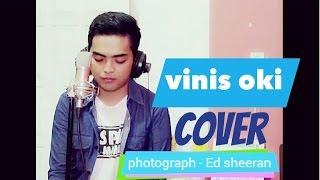 Photograph - Ed sheeran cover by vinis oki