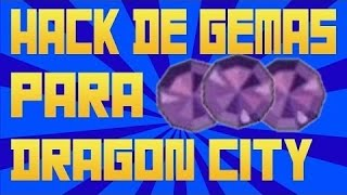 Hack de gemas infinitas Dragón City 2016