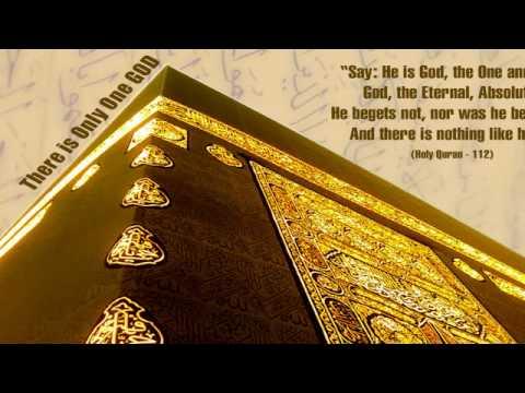 Surah 4 Qul - Al-Kafirun, Al-Ikhlas, Al-Falaq \u0026 An-Nas ...