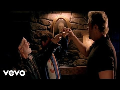 Toby Keith - Beer For My Horses ft. Willie Nelson Music Videos