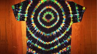Secrets of Tie Dye: The Black Hole (Part I)