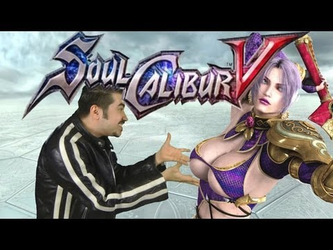 SoulCalibur V Angry Review
