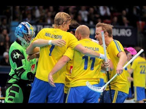 Men's WFC 2014 - Final - SWE v FIN