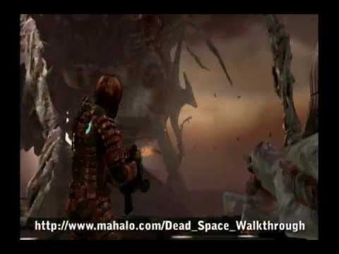 Dead Space - Mission 12 - Boss Fight