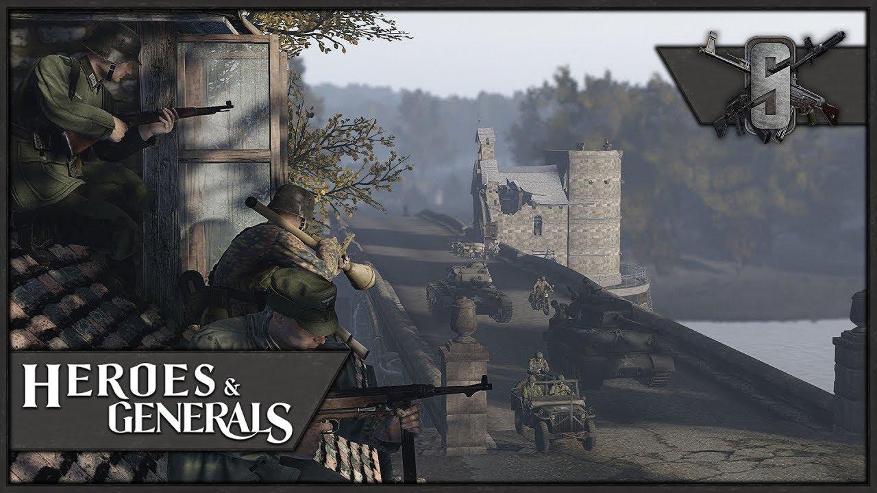 Скачать игру Heroes Generals 3