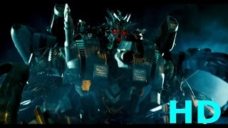 Blackout Base Attack ''Raid At Qatar'' - Transformers-(2007) Movie Clip Blu-ray HD Sheitla