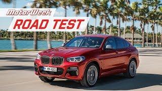 2019 BMW X4 | Road Test