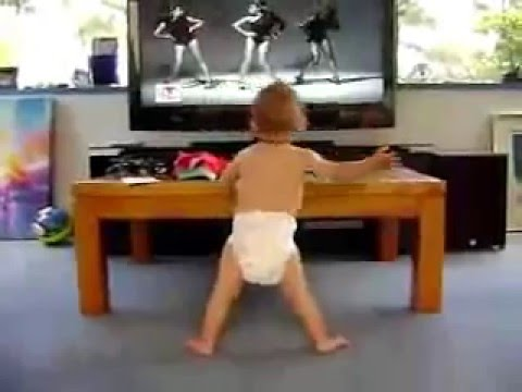 Funny kid dancing to Beyonce - Just simply cute