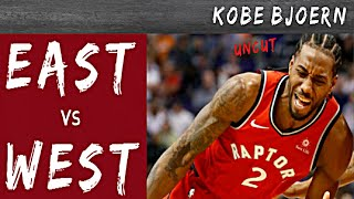 Kawhi vs Jokic (Superstar Duell) - Raptors battlen Nuggets in Toronto - KobeBjoern uncut