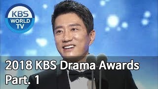 2018 KBS Drama Awards   2018 KBS 연기대상 - Part. 1 [ENG, CHN / 2018.12.31]