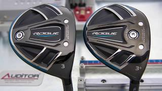 Maple Hill Golf - Callaway Rogue Fairway and Hybrid Review