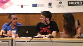 Mucho más divertido que un tutorial al uso - Murcia Game Party 2014 (1/3)