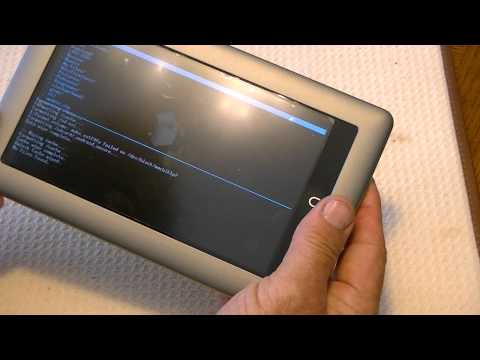 ROOT & Install CyanogenMod ICS (CM9a) on Nook Tablet