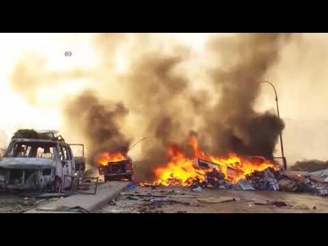 VOA: Blast In Moqadisho - ሞቅዲሾ የደረሰው ፍንዳታ