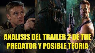 Revision del Trailer 2 de The Predator y Posible Teoria del Ultimate Predator