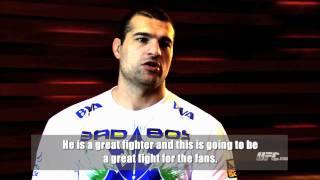 UFC 139: Shogun Rua Pre-fight Interview