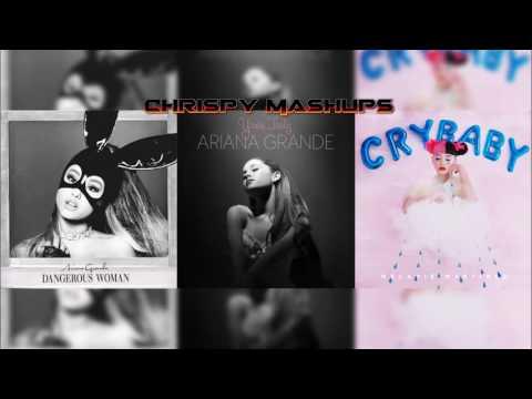 Melanie Martinez X Ariana Grande Megamix - Pity Party, Everyday, & More!