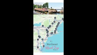 Fun Northeast Family Road Trip - Week 3 - Boston, Rhode Island, and Connecticut