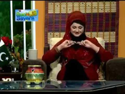 Pathan Funny Call On Madiha Dawood Morning Show thumbnail