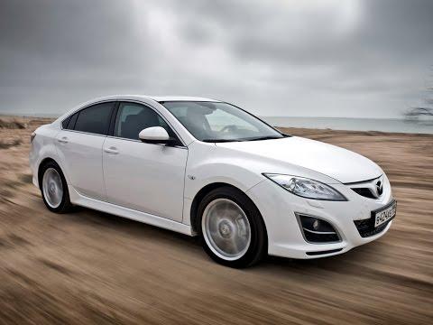 Mazda 6, тест-драйв