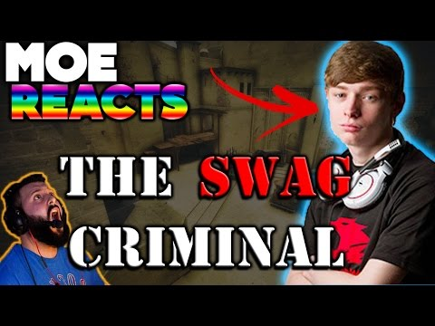 Moe Reacts To Swag Criminal!
