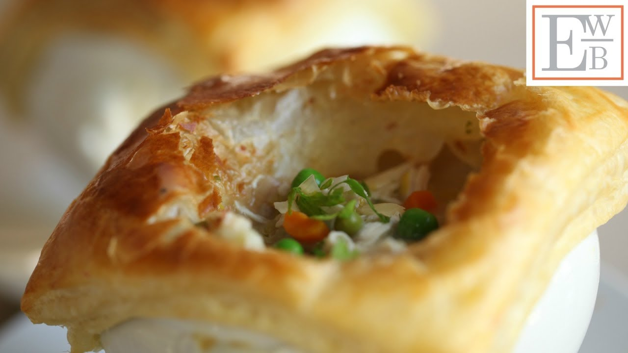 Beth's Chicken Pot Pie Recipe - YouTube