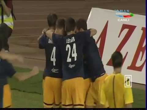 Qarabağ-Red Bull Salzburg 2-1 / Karabakh-Red Bull Salzburg 2-1   HD 720p  