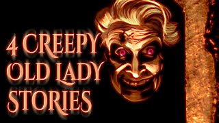4 More Creepy Lady Stories | Reddit NoSleep audiobook stories