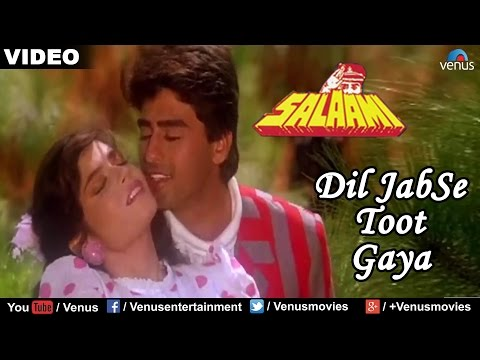 Dil Jab Se Toot Gaya - Solo (salaami) video