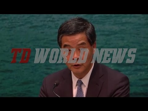 Hong Kong's CY Leung urges end to Occupy Central protest