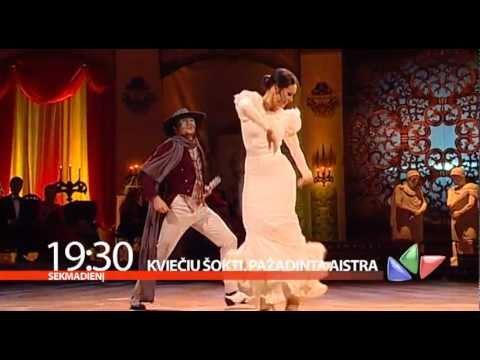 2012-09-23 - Kviečiu šokti. Pažadinta aistra - catfight!