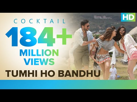 Tumhi Ho Bandhu Song - Cocktail Ft. Saif Ali Khan, Deepika Padukone & Diana Penty video