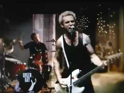 Green Day - Boulevard Of Broken Dreams Official Music Video....