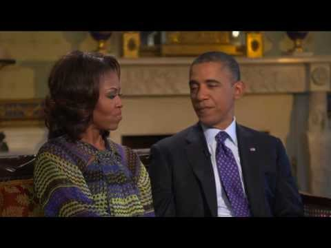 Barbara Walters' President Obama, First Lady Exclusive