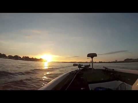 FLW College Fishing. Okeechobee, Fl. 2013
