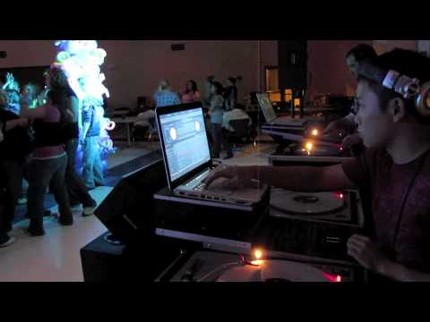 DJ Gig Log | College Dance Collaboration