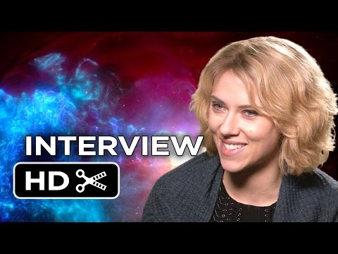 Lucy Interview - Scarlett Johansson (2014) - Sci-Fi Action Thriller HD