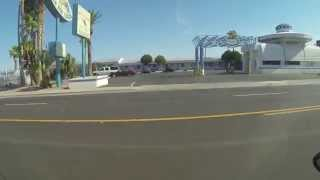 Space Age Lodge to Burger King Drive-Thru, Gila Bend, Arizona, 26 July 2014