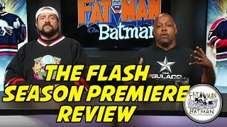 THE FLASH SEASON PREMIERE REVIEW