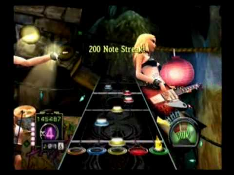 Jizz In My Pants - Guitar Hero 3 video