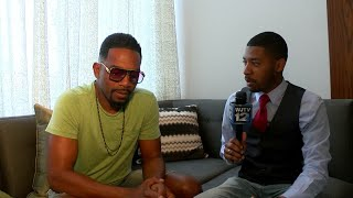Actor Bill Bellamy encourages local talent to keep pushing