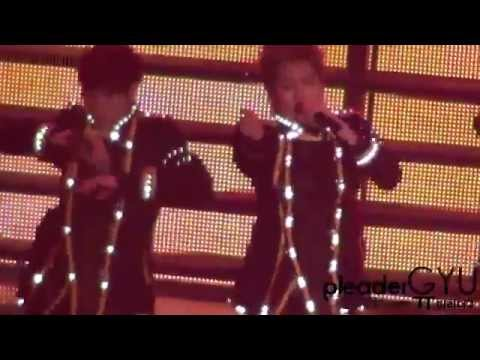 120211 INFINITE(인피니트) - BTD @  INFINITE FIRST CONCERT SECOND INVASION