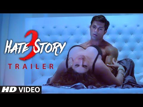 'Hate Story 3' Official Trailer | Zareen Khan, Sharman Joshi, Daisy Shah, Karan Singh | T-Series