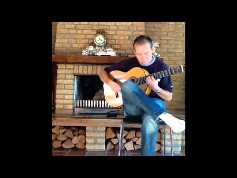 Tarantas,video, Flamenco Guitar Solo on Gerundino guitar, Tomatito,vicente Amigo, Paco Peña