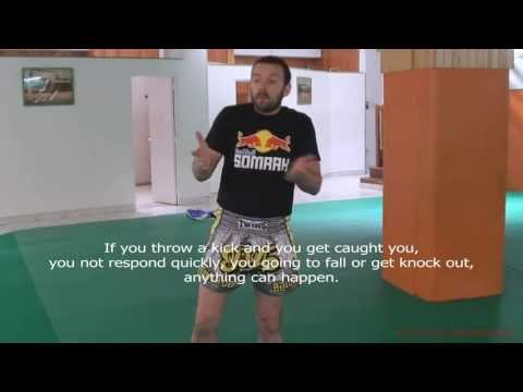Technique Muay Thaï N°1