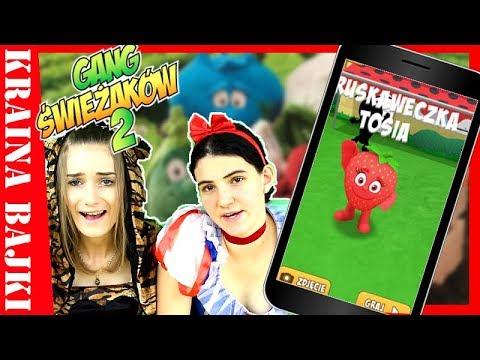 GANG ŚWIEŻAKÓW 2 Aplikacja I Gra Na Telefon BIEDRONKA | GRAJ Z NAMI