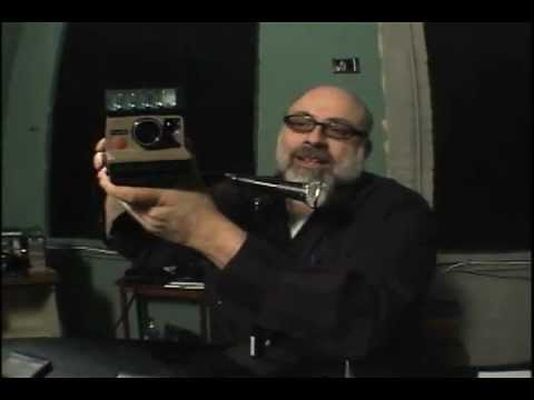 How To Load a Polaroid Camera (SX70 or 600 type)