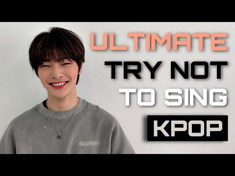 Download  ULTIMATE KPOP TRY NOT TO SING | POPULAR SONGS | VERY HARD Gratis, download lagu terbaru