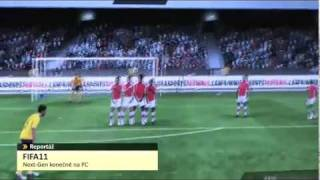 FIFA 11 - Gameplay