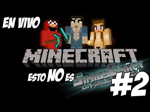 NO es SimiosCraft #2 (EN VIVO) en Español - GOTH